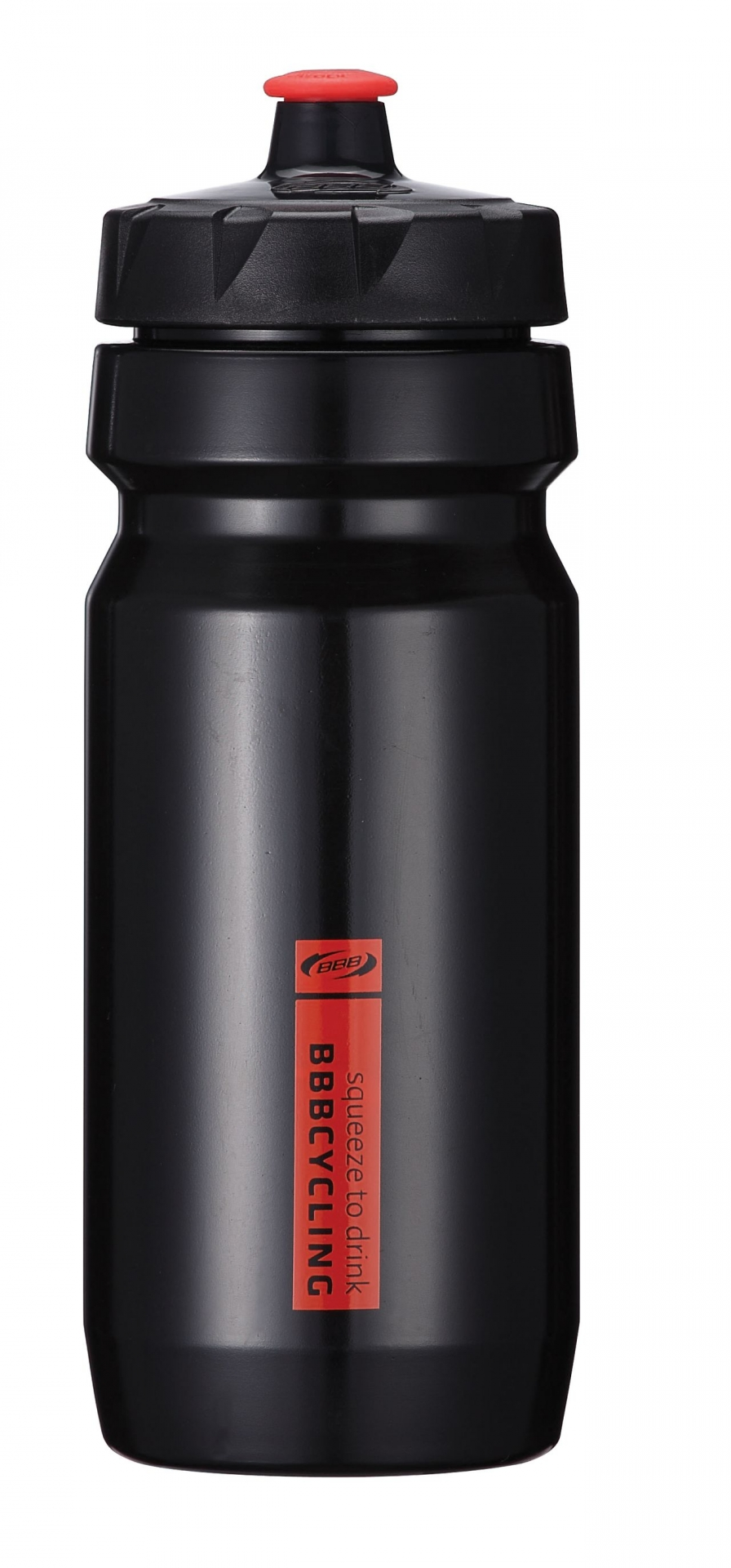 Bidon BBB CompTank 550 ml Noir/Rouge - BWB-01