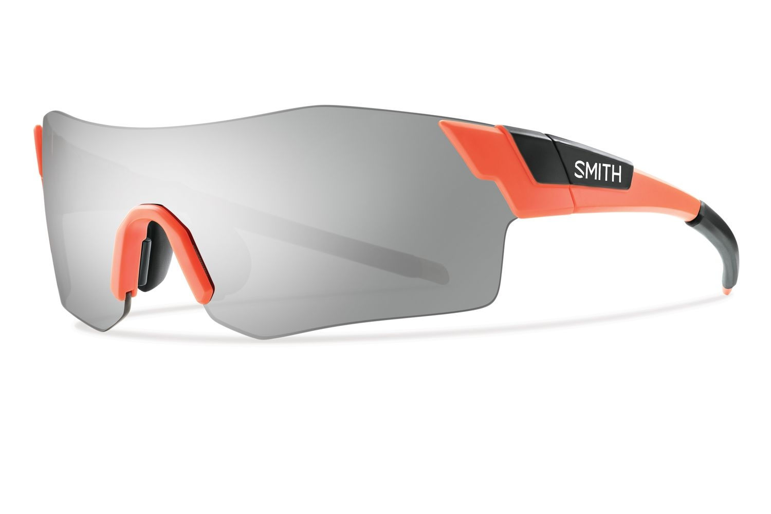 Lunettes Smith Optics PivLock Arena Safety Orange Super Platinum