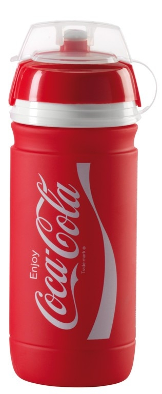 Bidon Elite Coca Cola 550 ml rouge
