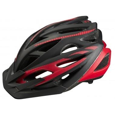 Casque Cannondale Helmet Radius Noir/Rouge M