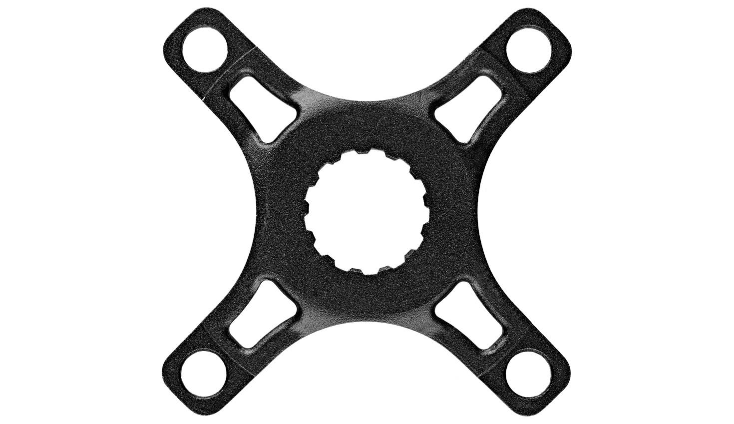 Étoile Stronglight spider pour Bosch Gen. 3 BCD 104 mm 4 br. Noir