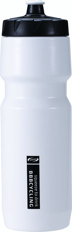 Bidon BBB CompTank 750 ml Blanc/Noir - BWB-05