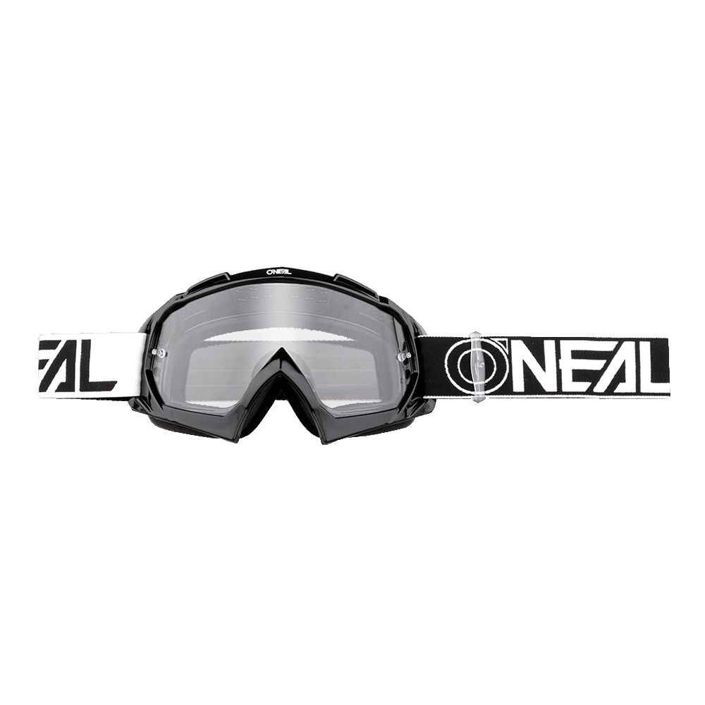 Masque O'Neal B10 TwoFace Noir Clear