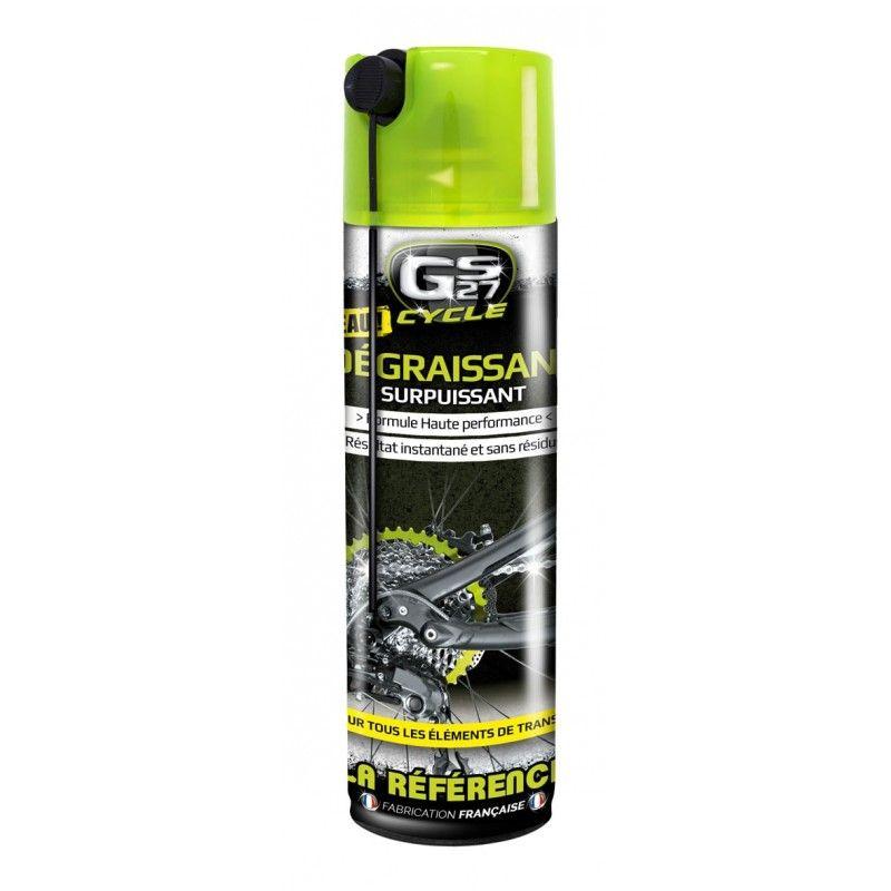 Dégraissant surpuissant GS27 Cycle Spray 500 ml