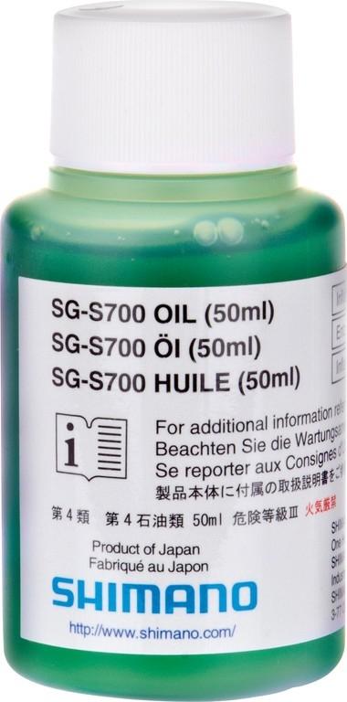 Huile spéciale Shimano p. moyeu Alfine SG-S700 50 ml