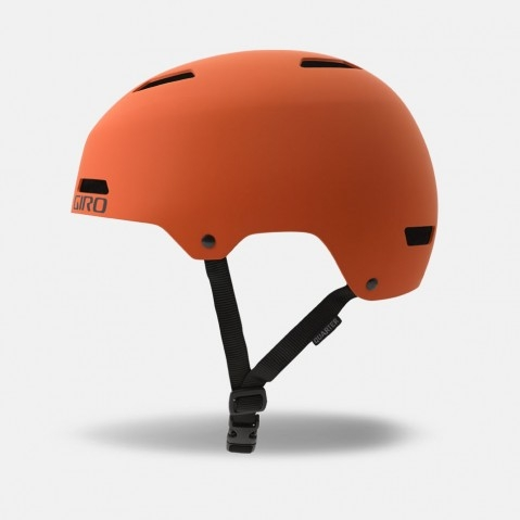 Casque Giro QUARTER Orange mat - S (51-55)