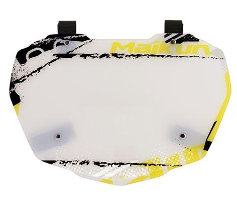 Plaque frontale Maikun Factory Plate Pro Jaune