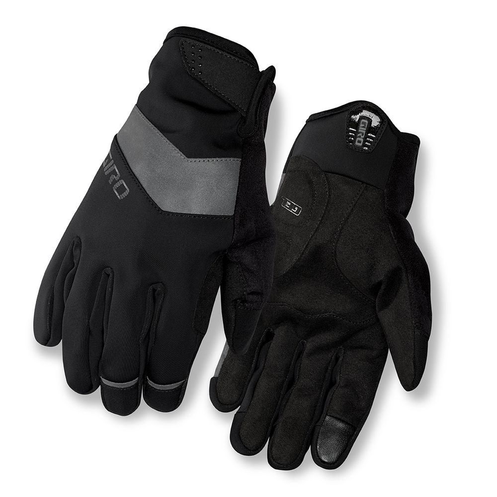 Gants hiver Giro AMBIENT noir - M