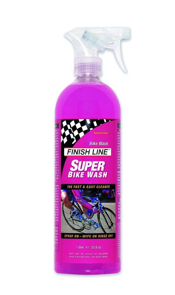 Nettoyant Finish Line Super Bike Wash - 1L