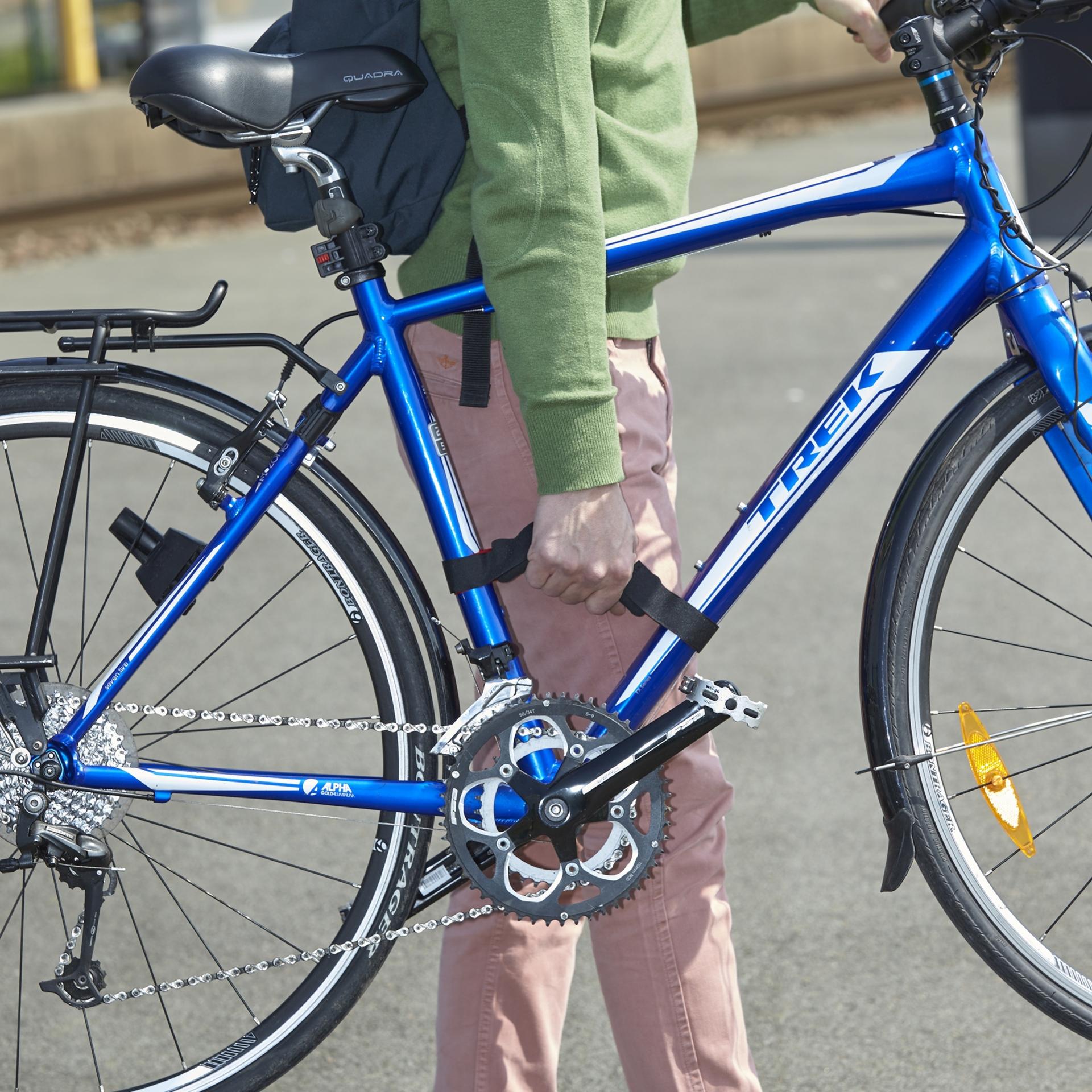 Poignée de transport Mottez pour tout vélo