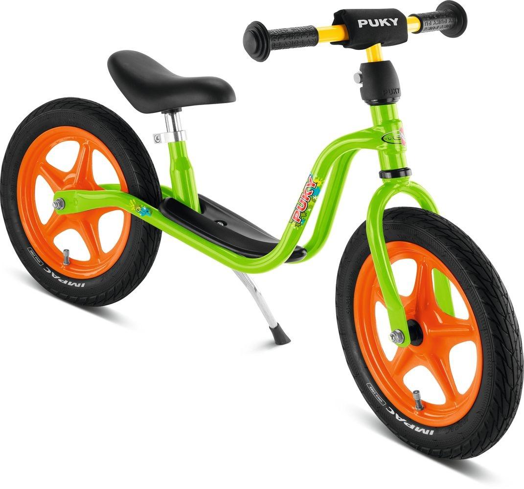 Draisienne PUKY LR 1L pneus gonflables 3 ans Kiwi/Orange