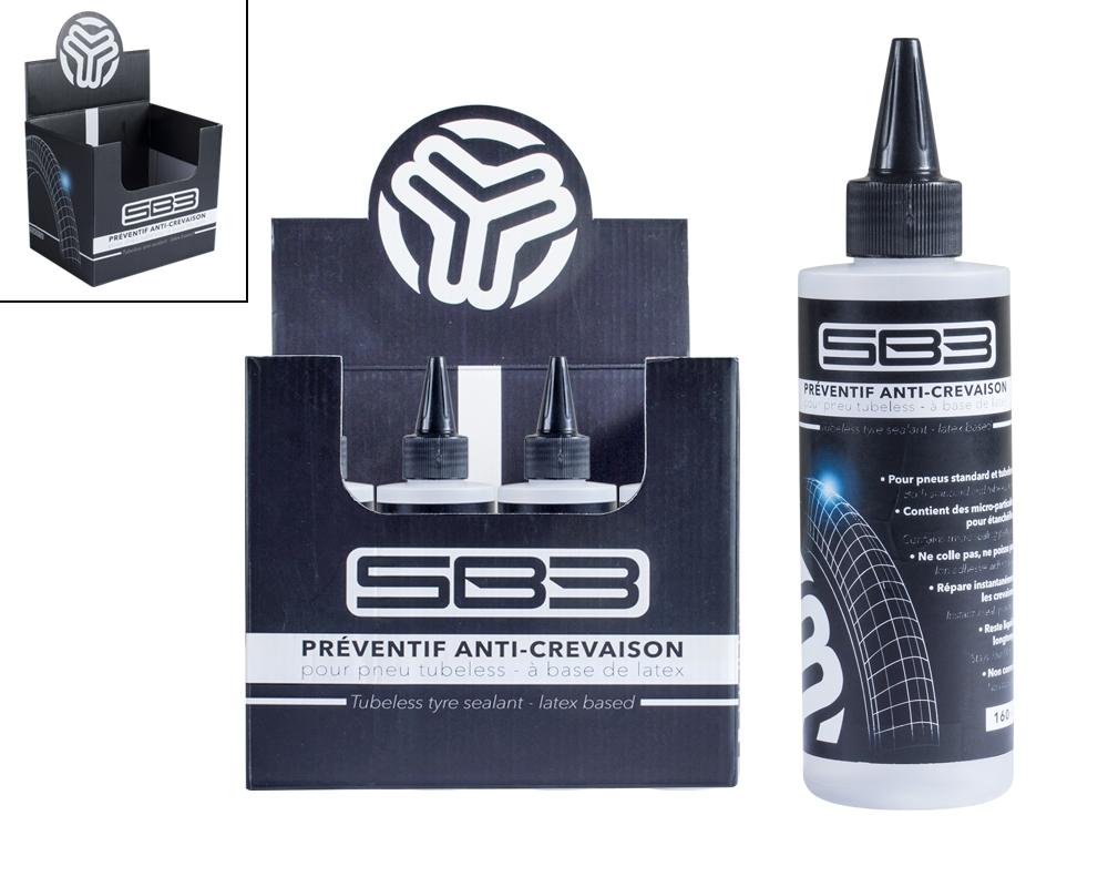Liquide préventif tubeless SB3 160 ml
