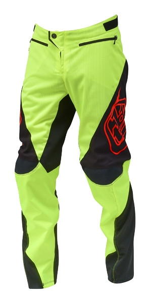 Pantalon Troy Lee Designs Sprint Flo Jaune - 30