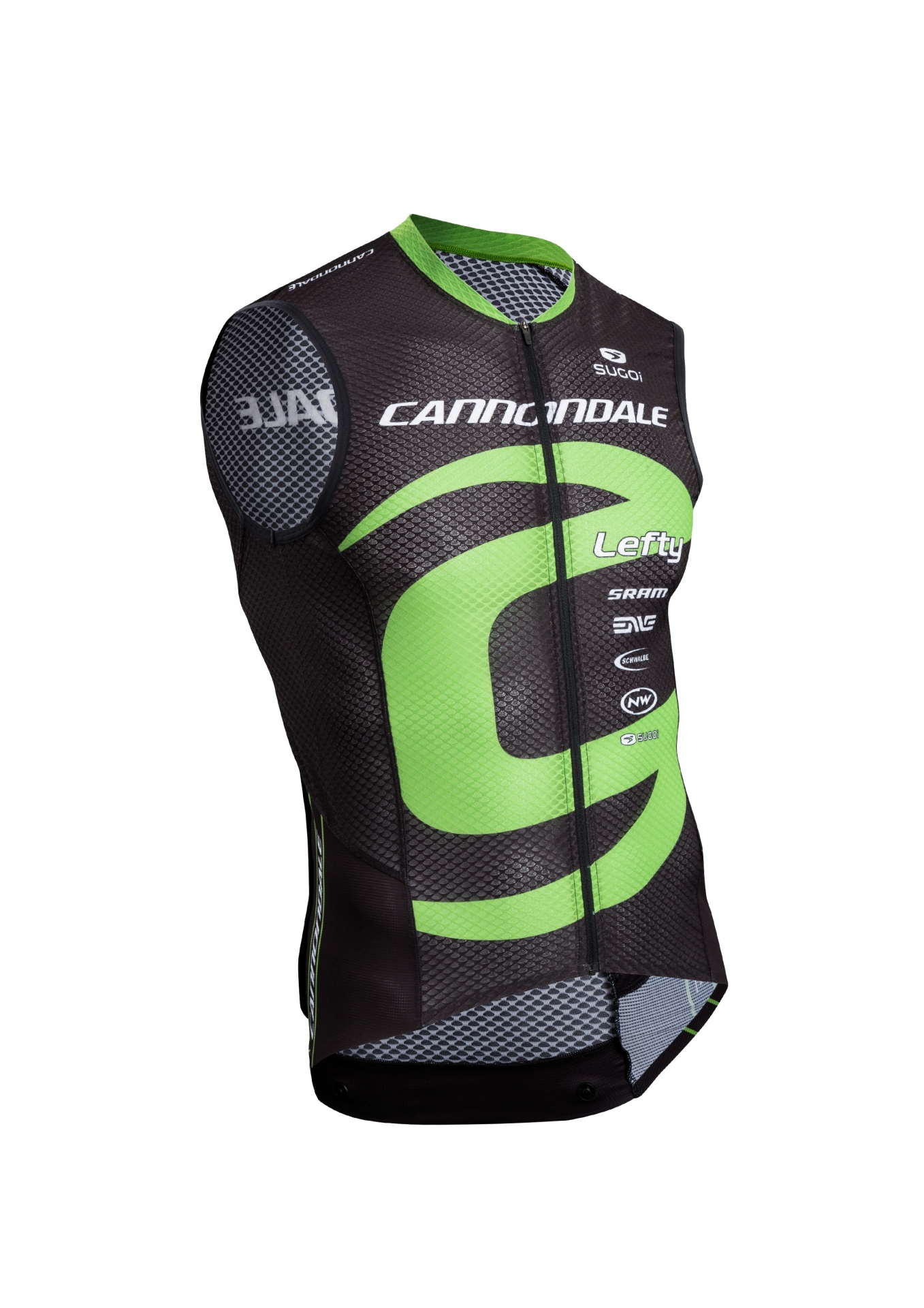 Maillot Cannondale Pro Vest Jersey Factory Racing CFR - M