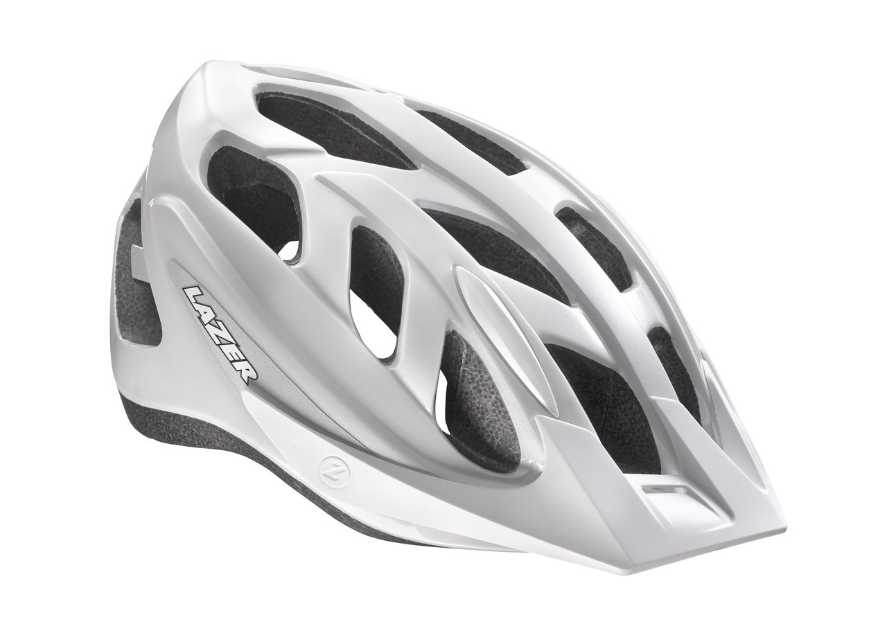 Casque Lazer CYCLONE White - L (58-61)