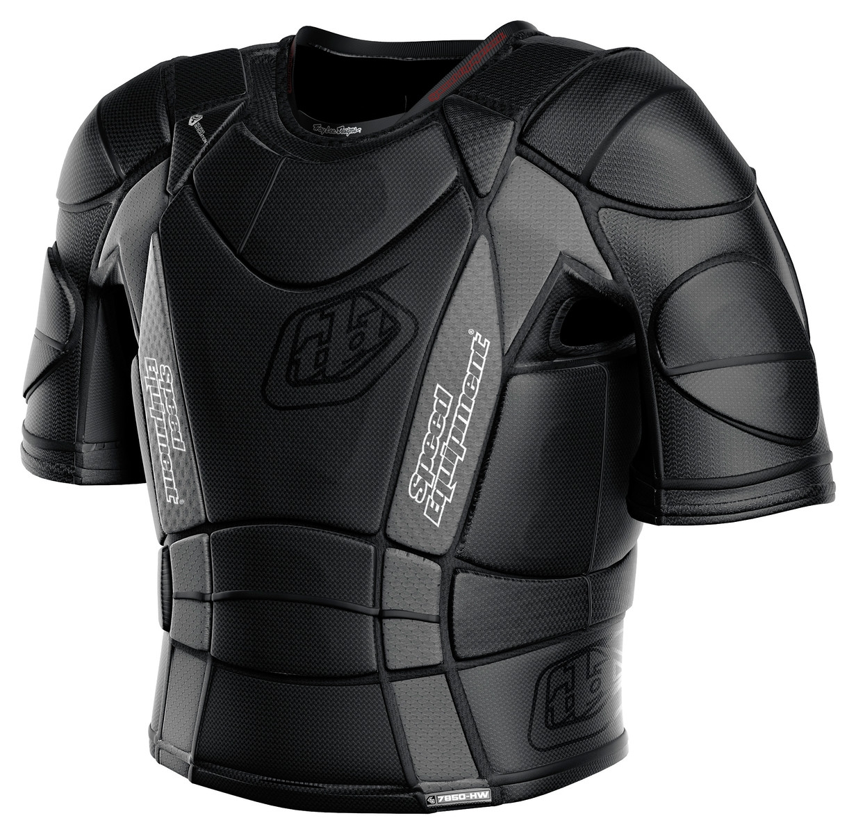 Gilet de protection Troy Lee Designs 7850 Manches courtes Noir - M