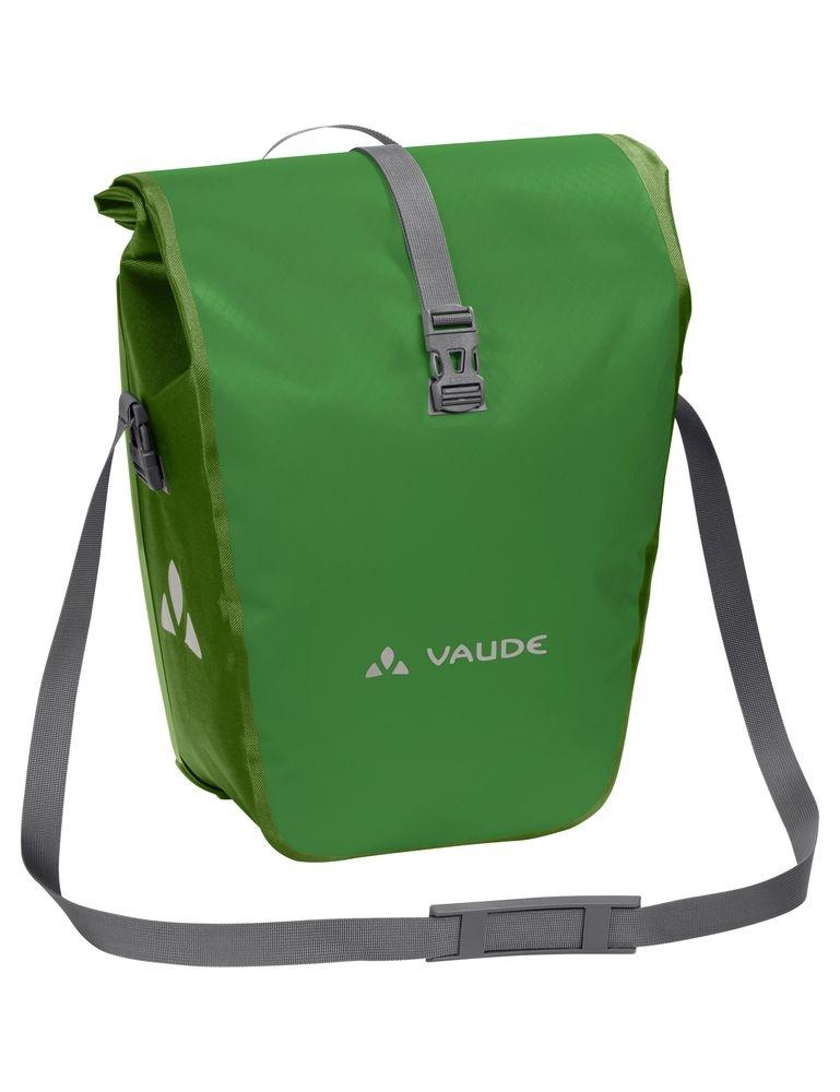Sacoche arrière étanche Vaude Aqua Back 2x24 L Vert Parrot