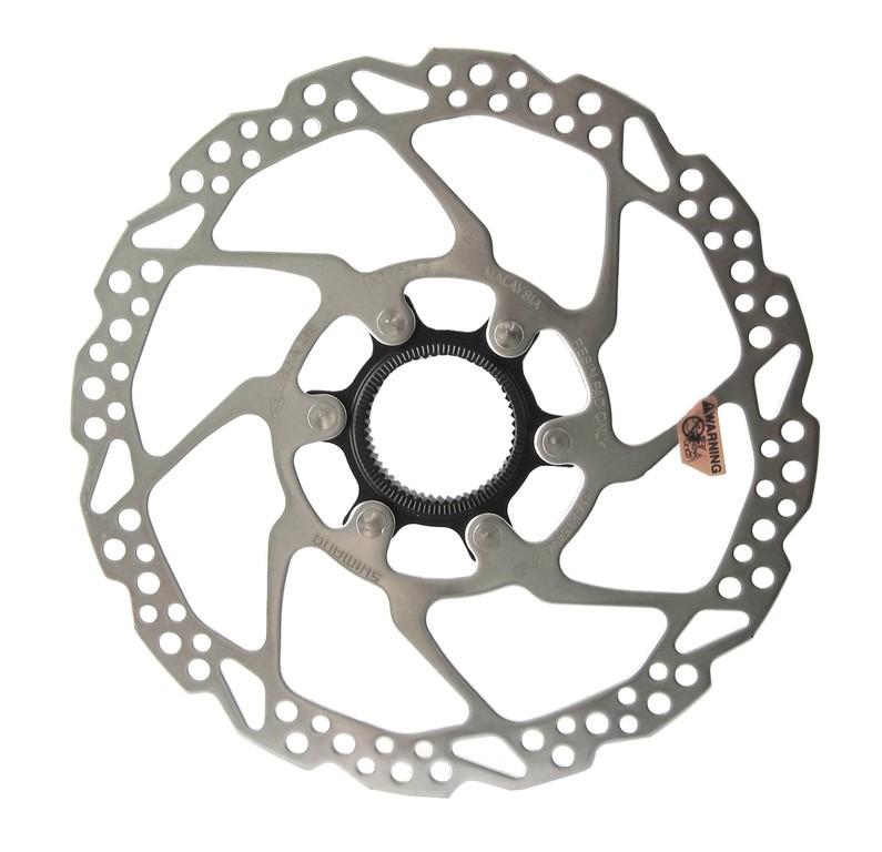 Disque de frein Shimano 160 mm SM-RT 54 S Centerlock