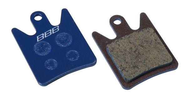 Plaquettes BBB comp. Hope Moto V2 organiques - BBS-59
