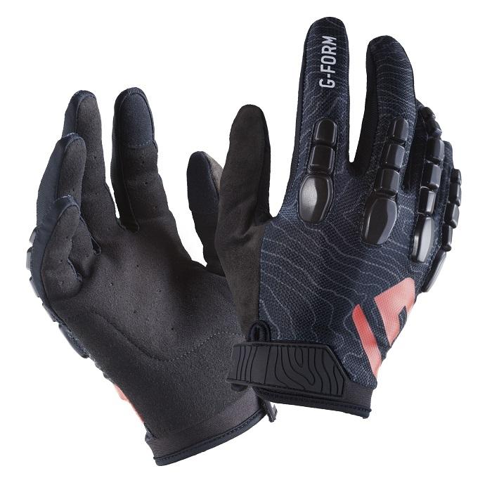 Gants G-Form Pro Trail Noir Topo - S