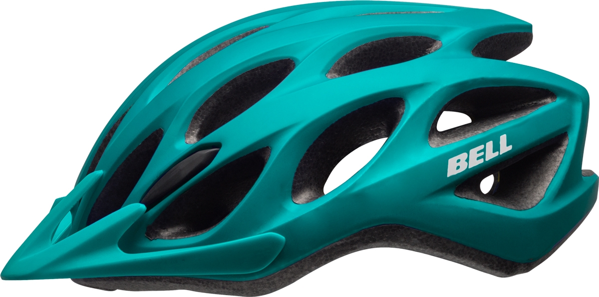 Casque Bell TRACKER mat emerald