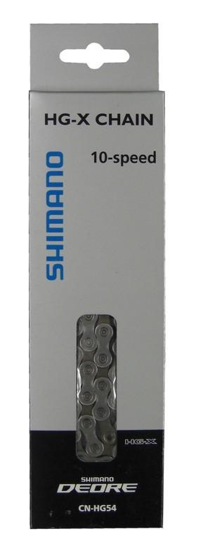 Chaîne Shimano Deore HG-X HG54 10V 116M