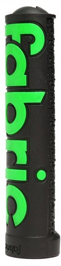 Poignées Fabric XL Grips Lock-on Noir/Vert