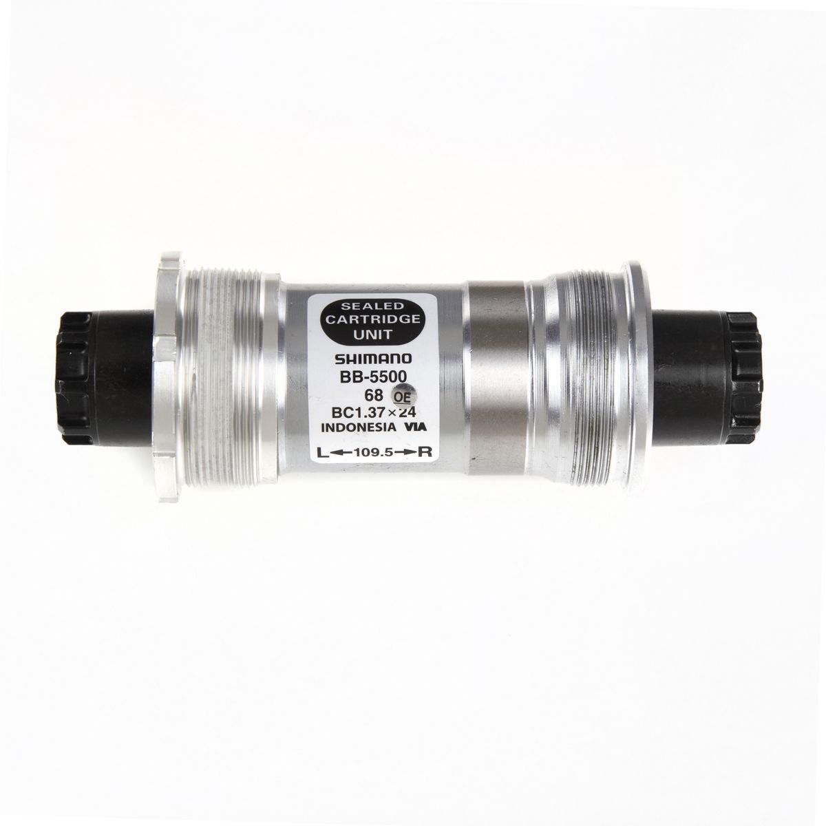 Boîtier de pédalier Shimano BB-5500 Octalink BSA 68 x 109 mm