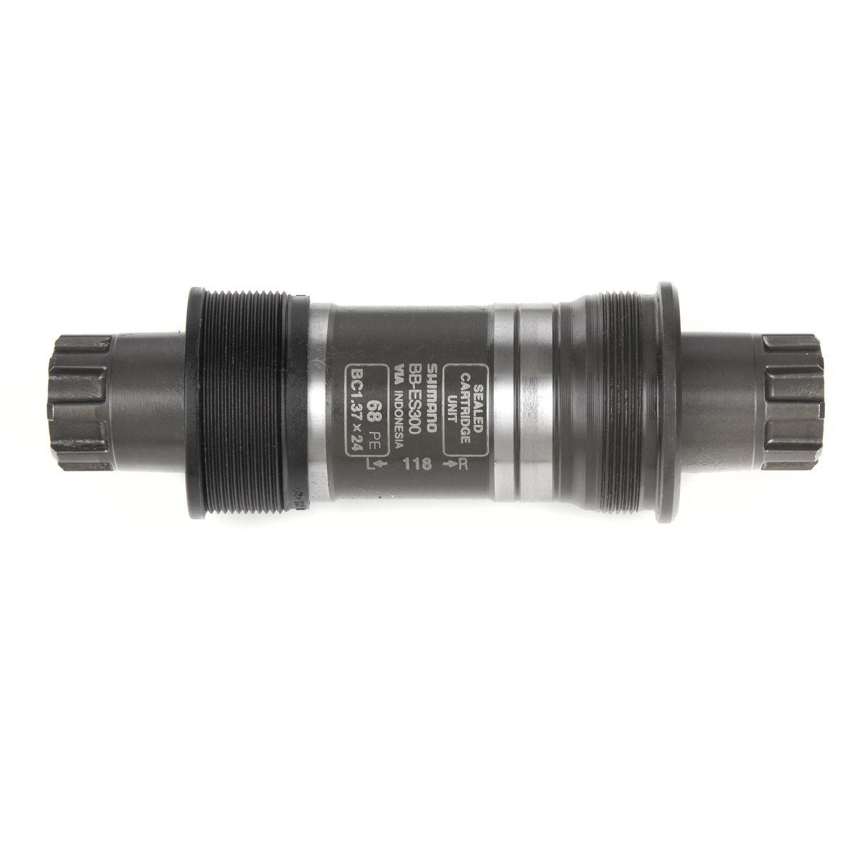 Boîtier de pédalier Shimano BB-ES300 Octalink BSA 68 x 118 mm