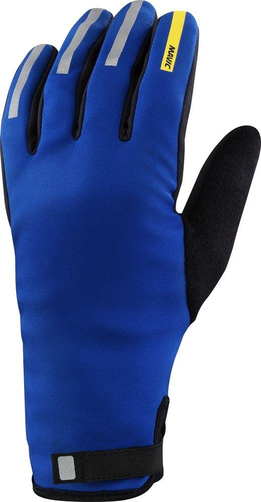 Gants hiver Mavic Aksium Thermo Bleu Surf the Web - M