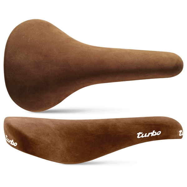 Selle Selle Italia Turbo 1980 L1 Nubuck Marron