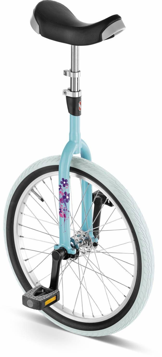 Monocycle Puky ER20 Turquoise