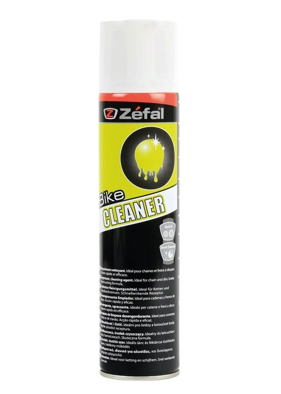 Nettoyant dégraissant Zéfal Bike Cleaner Spray 300 ml