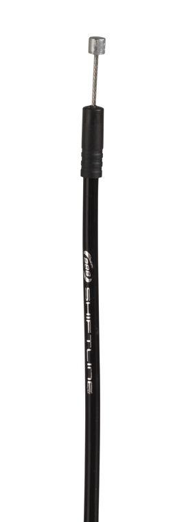 Kit câblerie dérailleur BBB ShiftLine comp. Shimano/SRAM (noir) - BCB-05S