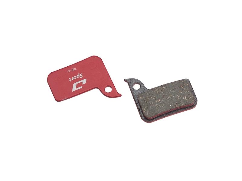 Plaquettes Jagwire SRAM Red 22 B1, Force22, CX1, Rival 22 Semi-métalliques (x2)