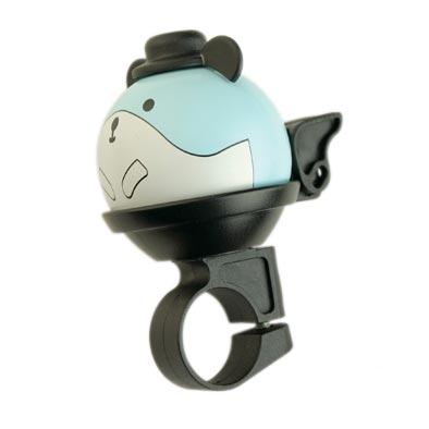 Sonnette Enfant Ping Déco Hamster Bleu