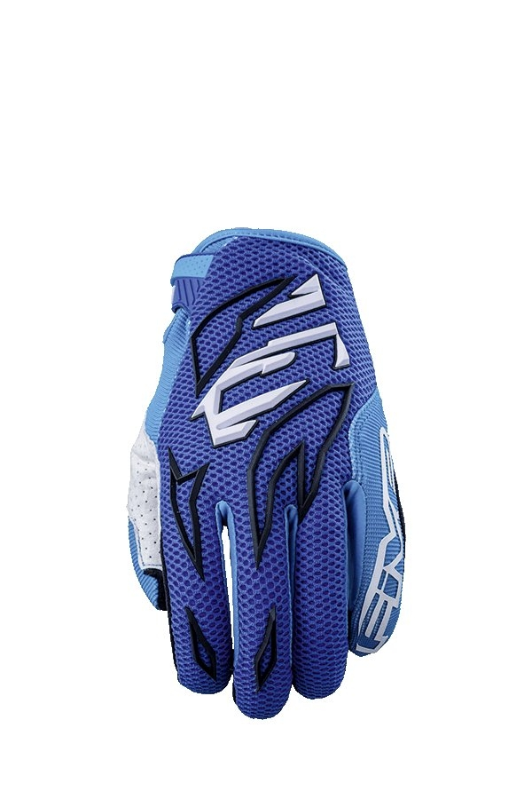 Gants cross Five MXF 3 bleu - S