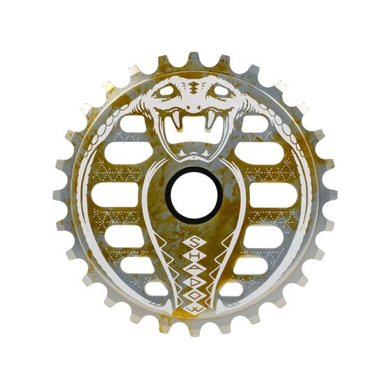 Couronne TSC Kobra Sprocket 25 dents Agent Orange