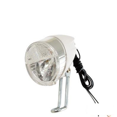 Projecteur AV Halogène sur dynamo 6V 2,4W Blanc