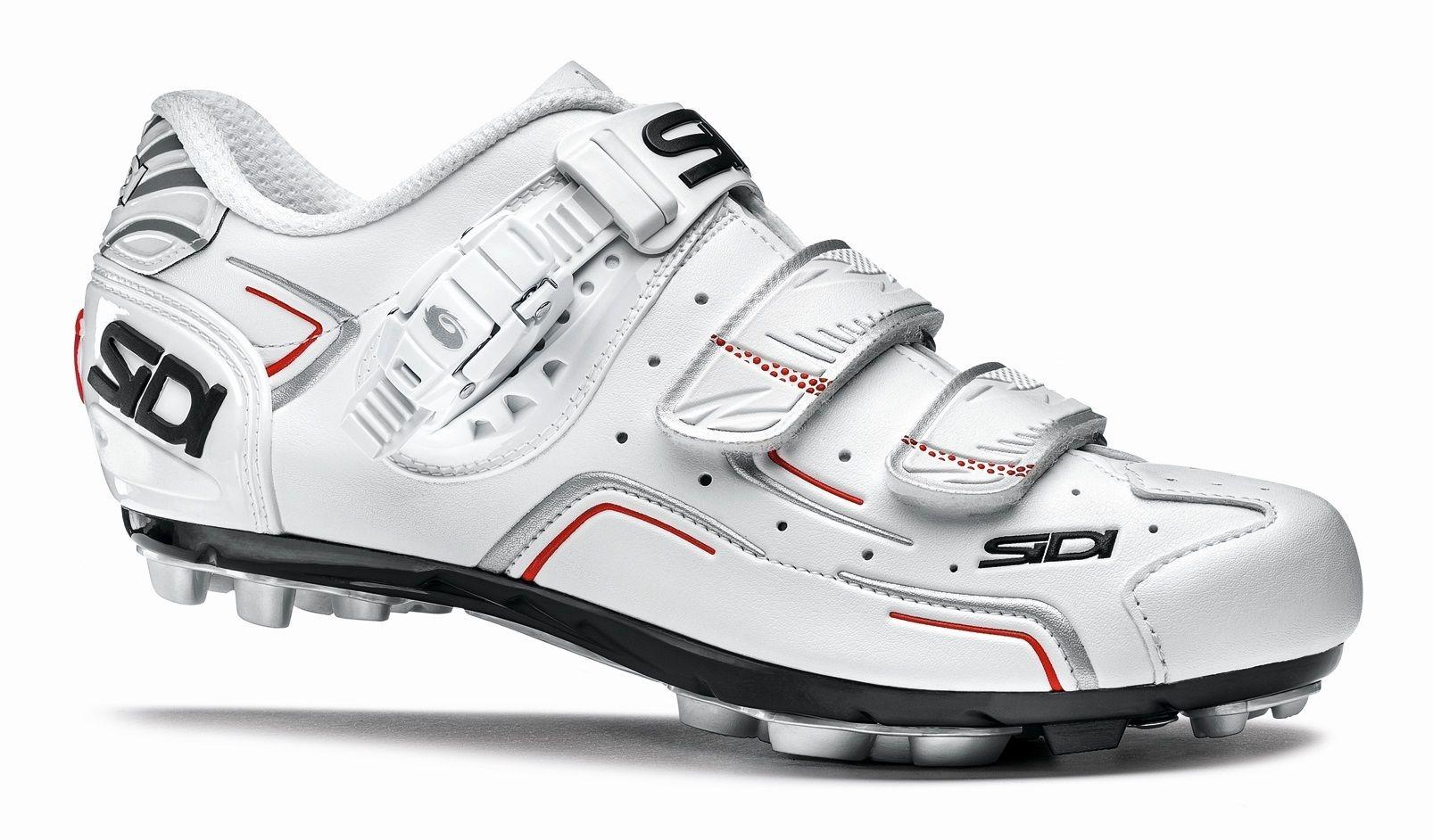 Chaussures Sidi MTB BUVEL Blanc - 39