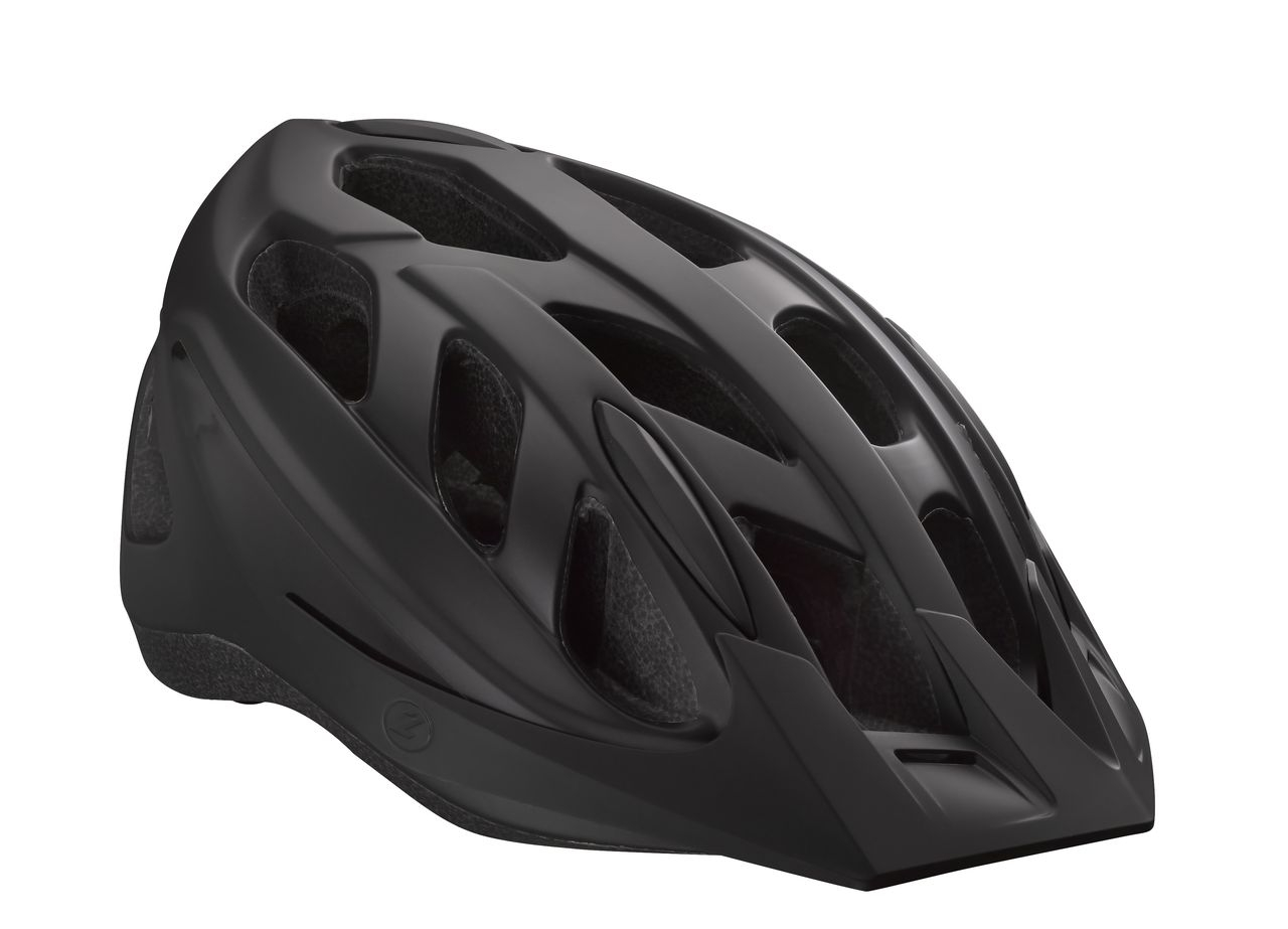 Casque Lazer CYCLONE Mat Black - L (58-61)
