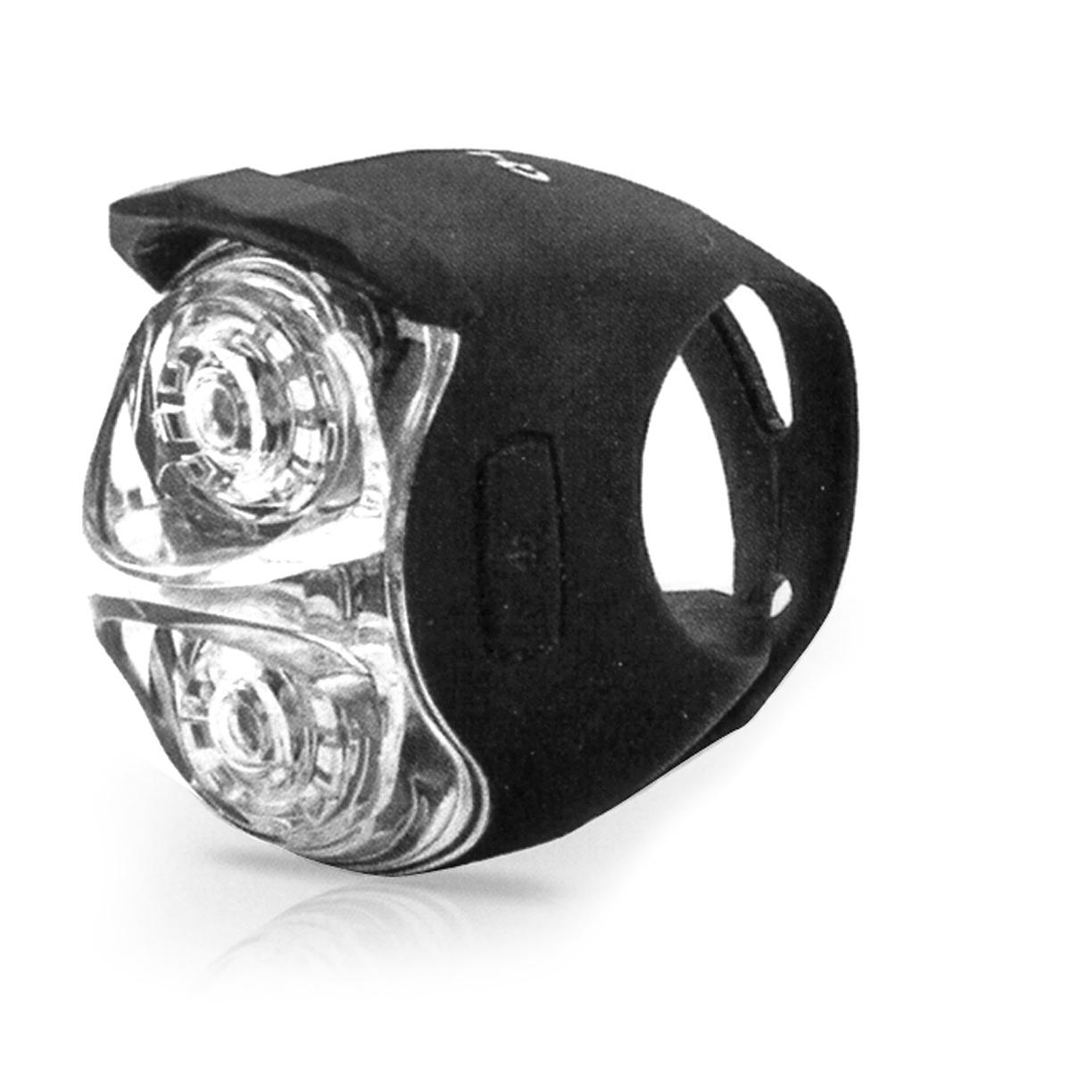 Éclairage avant Spanninga Jet Front 2 LEDs (Rechargeable USB)