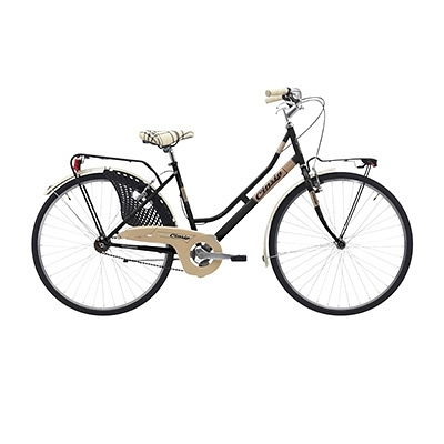 Vélo City femme Cinzia Friendly 26\