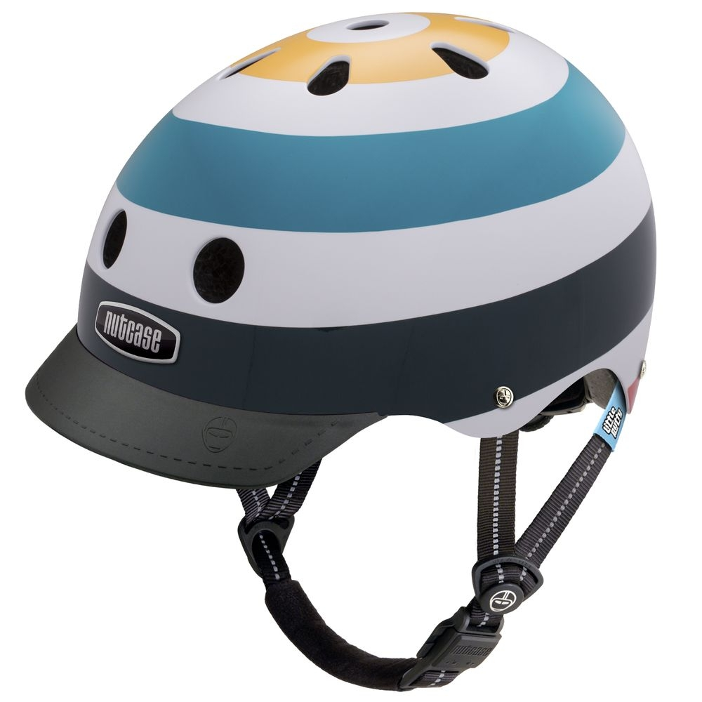 Casque enfant Nutcase Little Nutty Radio Wave