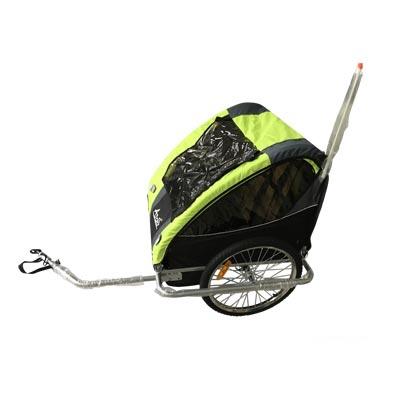 Remorque vélo pour 2 enfants ATOO Roues 20\