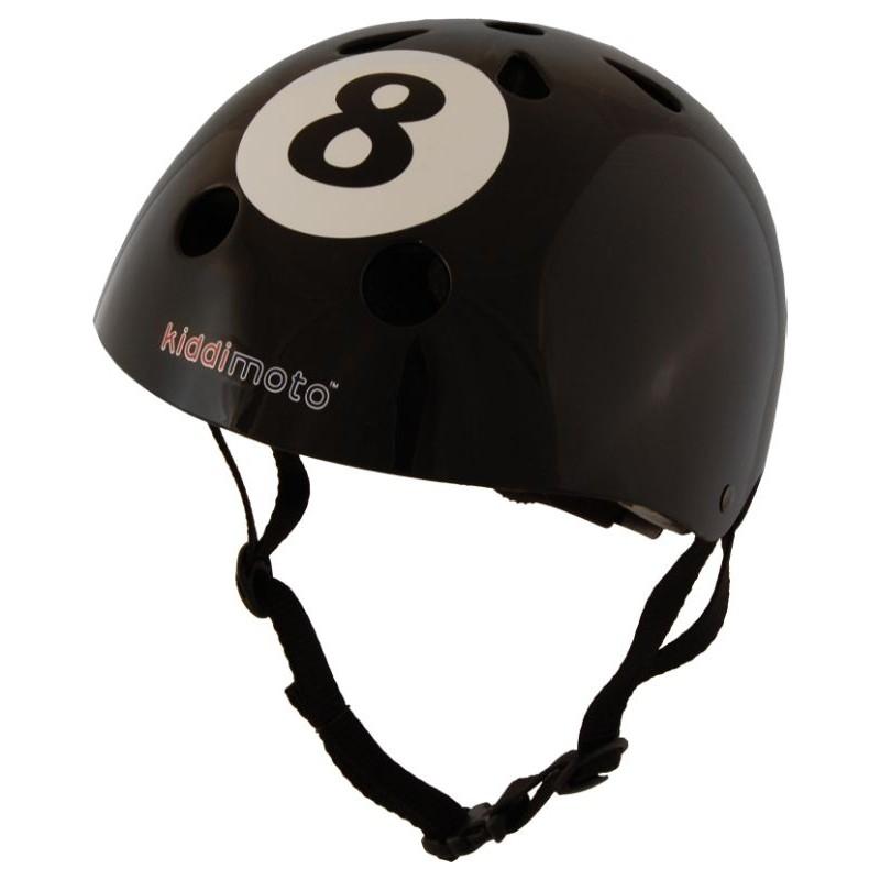 Casque enfant Kiddimoto 8 Ball - S (48-53 cm)