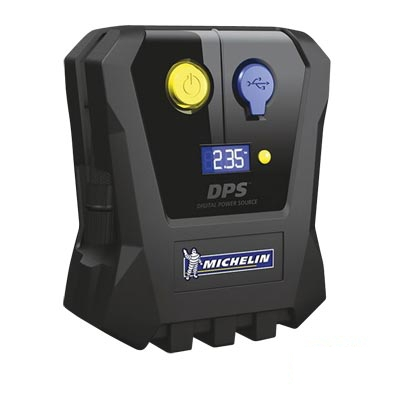 Mini compresseur Michelin DPS Digital programmable 12V / 3,5 Bar