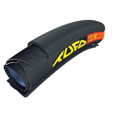 Boyau TUFO C S33 Pro 700 x 21 Noir (Pour jante pneu)