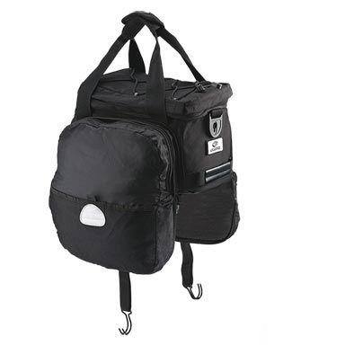 Sacoche arrière Exustar BBR24 Noir