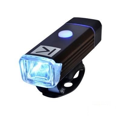 Éclairage avant KHEAX Ricba LED 230 Lumen USB Noir